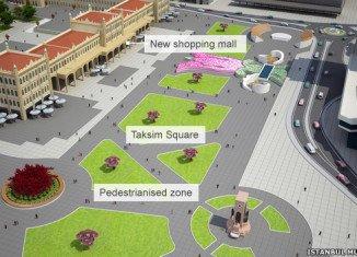 Plans for Gezi Park and Taksim Square