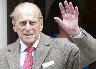 Prince Philip has been admitted to hospital for an exploratory operation