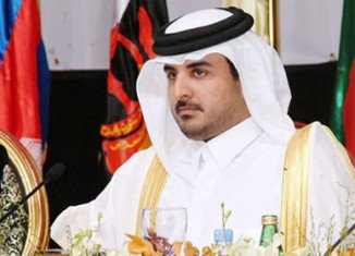 Rumors had been circulating for days that Crown Prince Tamim bin Hamad al-Thani, 33, was being prepared to take over leadership of the Gulf emirate