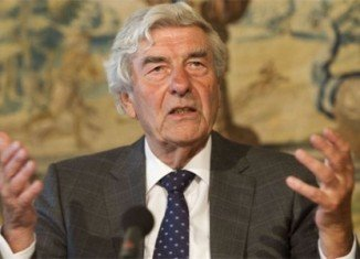 Ruud Lubbers, former prime minister of the Netherlands, revealed that some 22 US nuclear weapons are stored on Dutch territory