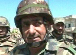 Syrian army has taken full control of the strategic town of Qusair