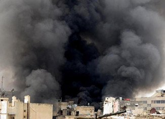Syrian forces under President Bashar al-Assad have used chemical weapons on a small scale against the opposition rebels