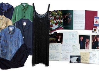 The 32-item collection was submitted by Monica Lewinsky's one-time lover Andy Bleiler to special prosecutor Kenneth Starr