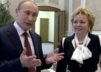 Vladimir Putin and his wife of 30 years Lyudmila Putina had gone on national television to tell the world their marriage was over