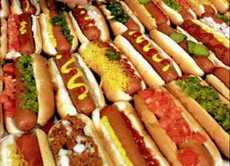 Americans are expected to eat 150 million hot dogs over the July 4th holiday alone