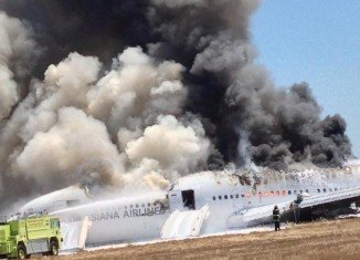 """Asiana Airlines Boeing 777 that crash-landed at San Francisco airport was """"significantly below"""" its target speed near the runway and the pilot tried to abort the landing"""