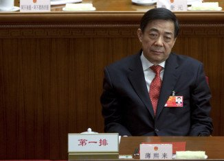 Bo Xilai has been charged with bribery, corruption and abuse of power