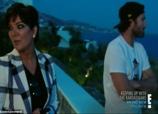 Brody Jenner has a strained relationship with stepmother Kris Jenner