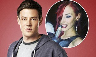"""Cory Monteith's ex-girlfriend Mallory Matoush says the Glee star was """"just a happy guy"""" and that she saw no sign of the addiction that would ultimately claim his life"""