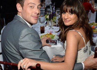 """Cory Monteith's girlfriend and Glee co-star Lea Michele has asked for """"privacy at this devastating time"""" following the death of her boyfriend"""