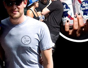 Cory Monteith was seen drinking alcohol with his friends in Vancouver just one week before his death