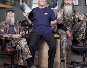 Duck Commander Phil Robertson and his son Alan will be at Saddleback Church on July 20 and 21 to discuss how following Jesus has changed their lives
