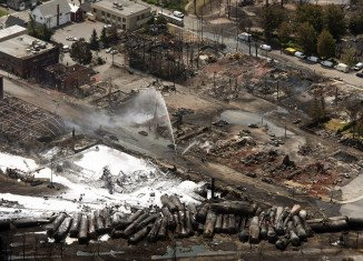 Investigations are continuing into the cause of Lac-Megantic train blast, which saw some 2,000 residents forced to flee their homes