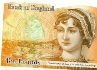 Jane Austen is to feature on the next Bank of England's £10 note, avoiding a long-term absence of women represented on banknotes