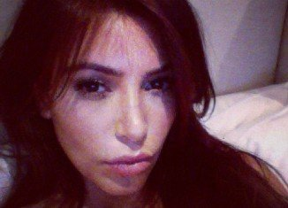 Kim Kardashian has finally broken her silence over the birth of North West in a blog