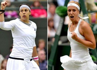 Marion Bartoli won her first Grand Slam title with a dominant victory over Sabine Lisicki in the Wimbledon final