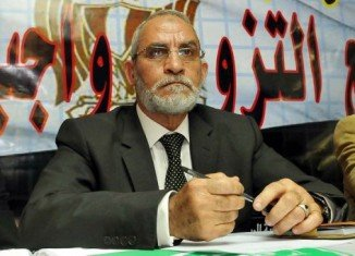 Mohammed Badie and other Muslim Brotherhood figures are already the subject of arrest warrants in Egypt