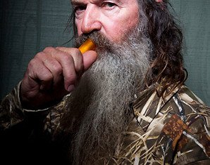 Phil Robertson said his kids were raised with a balance of discipline and independence