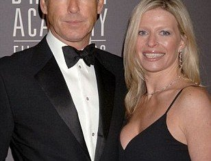 Pierce Brosnan's daughter, Charlotte Brosnan, died of ovarian cancer aged just 42