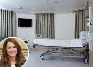 Pregnant Kate Middleton is expected to check into her suite in the Lindo Wing of St. Mary's Hospital on July 14