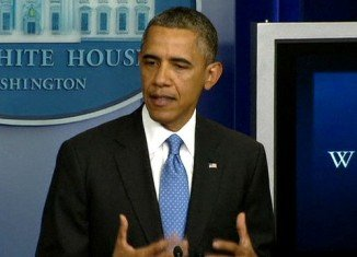 President Barack Obama has made his first comments on Trayvon Martin case since last week's acquittal of George Zimmerman
