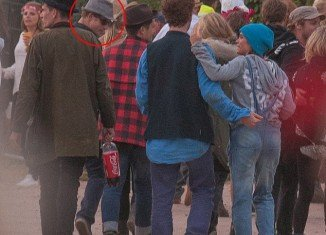 Prince Harry attended Glastonbury Festival with his girlfriend Cressida Bonas, somehow managing to go unnoticed