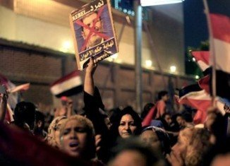 Protesters across Egypt have accused Mohamed Morsi of failing to tackle economic and security problems since being elected a year ago