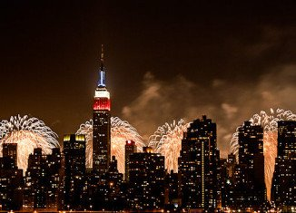 The Macy's 4th of July Fireworks Spectacular is an annual television broadcast of the Independence Day fireworks show in New York City