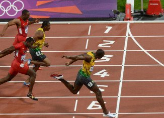 Usain Bolt's extraordinary speed has been explained by scientists with a mathematical model