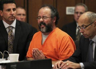 Ariel Castro is sentenced to life in prison plus 1,000 years