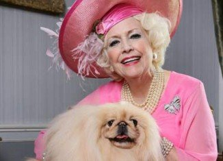 Barbara Cartland wrote 728 books during her career, including a guide to beauty
