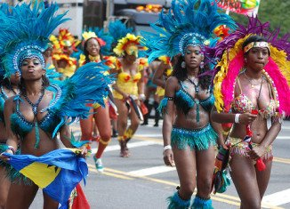 Brooklyn Labor Day Parade is a joyful expression of ethnic heritage and cultural pride of Caribbean nations