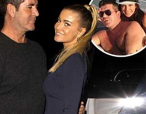Carmen Electra called it quits with Simon Cowell after finding him in a compromising position with Lauren Silverman