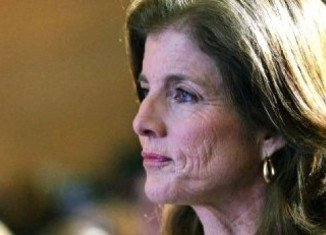 Caroline Kennedy has revealed her financial information in order to be considered as the next American ambassador to Japan