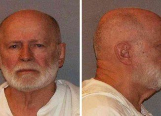 """James """"Whitey"""" Bulger has been convicted of nearly a dozen murders, racketeering and conspiracy"""