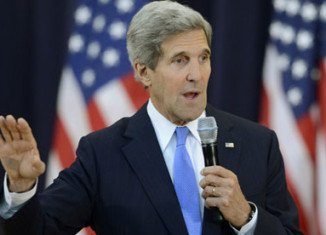 John Kerry has said Syrian government forces killed 1,429 people in a chemical weapons attack in Damascus last week