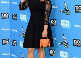 Kelly Osbourne at the VH1's Do Something Awards