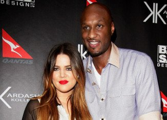 """Khloe Kardashian and Lamar Odom are living apart and have effectively """"split"""" after the reality star threw him out of the house"""