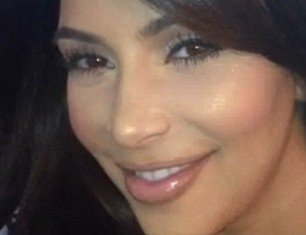 Kim Kardashian refuses to go back into the spotlight until she reaches 115 lbs goal weight