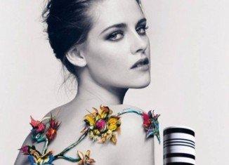 Kristen Stewart has been the face of Balenciaga fragrance since 2012