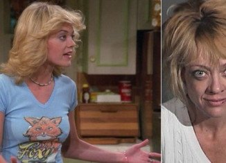 Lisa Robin Kelly fell out of the spotlight after leaving That '70s Show but soon began making headlines for her troubled personal life