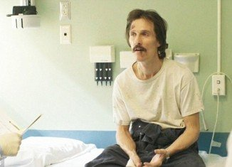 Matthew McConaughey shed 40 lbs to play the role of HIV positive Texan Ron Woodroof in highly anticipated film Dallas Buyers Club