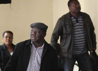 Morgan Tsvangirai's MDC has already said it will not recognize the election results, alleging fraud