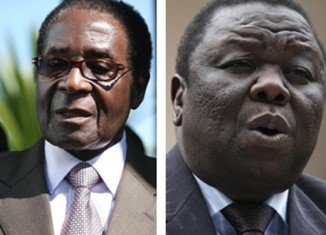 Morgan Tsvangirai has filed court challenge against Robert Mugabe poll win