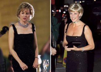 """Naomi Watts says she really believes Princess Diana gave her """"permission"""" from beyond the grave to play her in a new film about her love life"""
