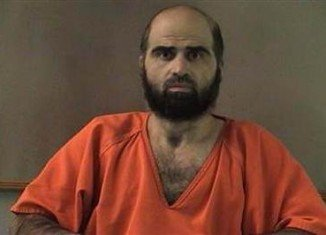 Nidal Hasan has declined to make a statement as jurors begin considering his sentence
