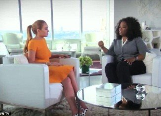 Oprah Winfrey hits Lindsay Lohan with addict question in an exclusive interview