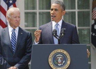 President Barack Obama says the US should take military action against Syria