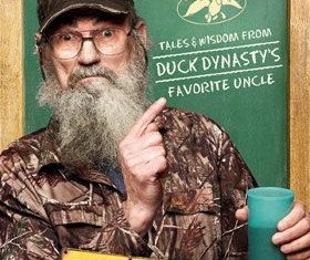 Si Robertson is to launch his new book Si-cology 1 on September 3
