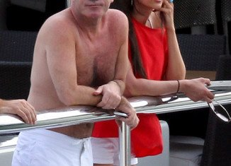Simon Cowell and Lauren Silverman are believed to have met while on vacation in Barbados some years ago